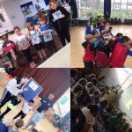 Photos of different games and activities at the Fit 4 Future Foundation School Holiday Activities Camp